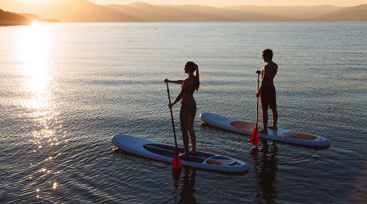 Stand Up Paddling introkurs