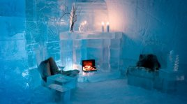 Igloo hotell
