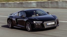Audi R8 Speedtest